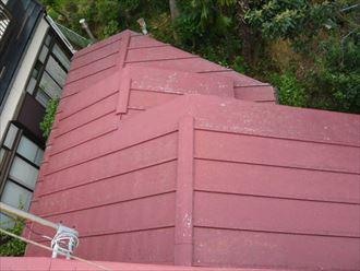 君津市 金属屋根の雨漏り調査006_R