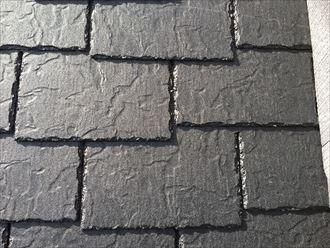 夷隅郡 屋根塗装の塗料の浮きで再度洗浄から補修です