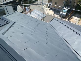 千葉市中央区 屋根カバー工事001_R