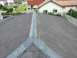 富津市 屋根塗装の下処理002_R