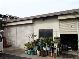 千葉市 折板屋根の塗装調査008_R