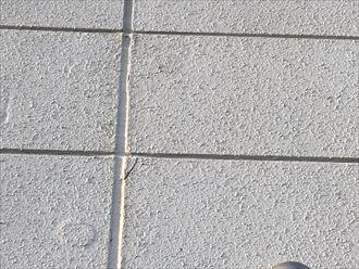 木更津市 倉庫壁からの漏水005_R