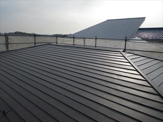 ガルバリウムの屋根材