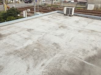木更津市|陸屋根のお客様で雨漏り調査の現地調査です。