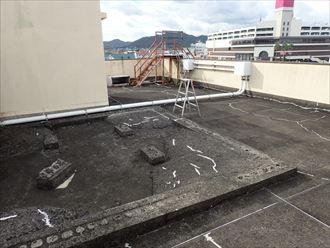 鴨川市 ビルの漏水調査②008_R