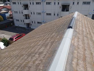 千葉市中央区 屋根調査2