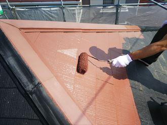 カラーベスト 屋根塗装