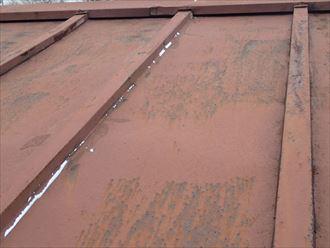 千葉市 倉庫屋根の雨漏り調査003_R