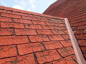 君津市 ログハウスの屋根工事004_R