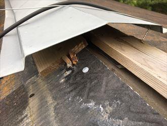 白子町 別荘の屋根被害001_R