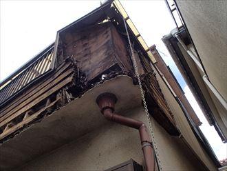 千葉市 台風で外壁落下010_R
