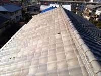 屋根葺き替え工事,施工前