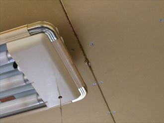 千葉市若葉区のS瓦捨て谷不良による雨漏り