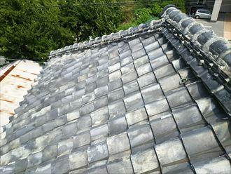 富津市 屋根の勾配