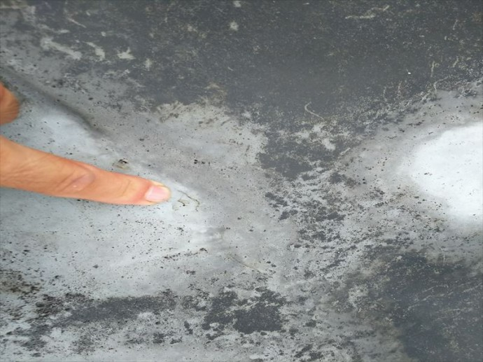 木更津市 防水の切れ