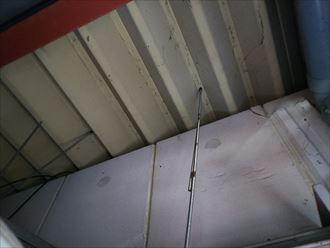 市原市 屋根裏の調査