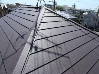 木更津市 屋根カバー工事完了