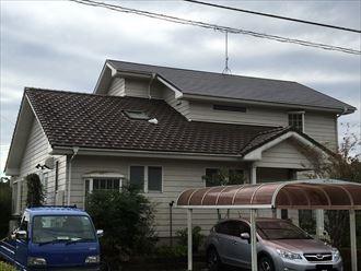睦沢町,屋根,葺き替え工事