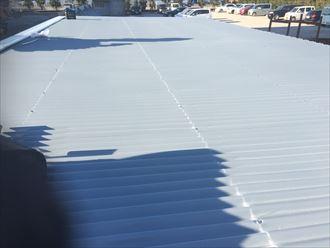 木更津市 屋根材設置