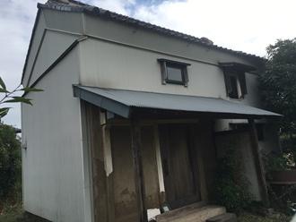 蔵の瓦屋根調査実施