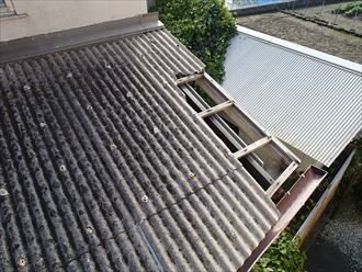 君津市 屋根調査