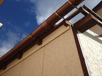 君津市 木製枠の劣化