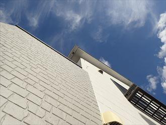 木更津市 屋根からの排水用雨樋