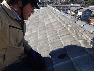 千葉市中央区 屋根点検
