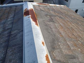 築30年経過した化粧スレート、屋根カバー工事のご提案|君津市