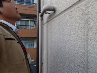 千葉市緑区 外壁調査