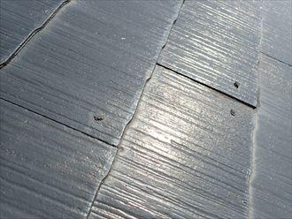 木更津市 屋根材の補修状況