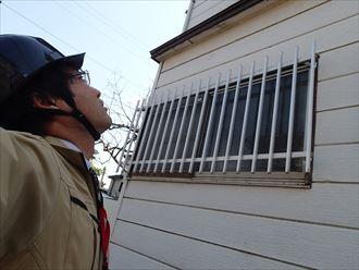 君津市の防水調査継ぎ目のひび割れなど劣化の発生