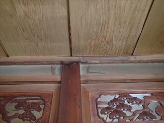 市原市の瓦棒屋根雨漏り修理屋根カバー工事のご提案