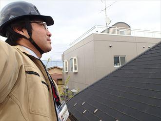 君津市のアスベスト規制時の屋根材パミールへの屋根カバー