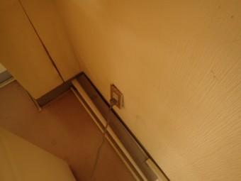 君津市 雨漏りによる室内被害