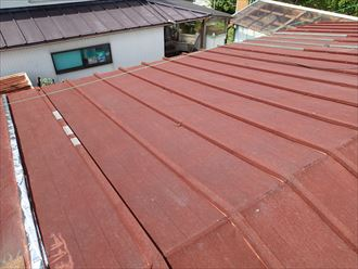 富津市 瓦棒屋根
