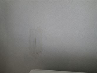 木更津市の屋上シート防水の破れによる雨漏り、新規防水工事で雨漏り改善