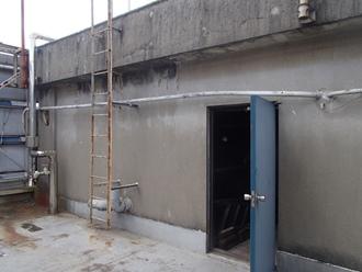 外壁の塗装工事をご検討されていました
