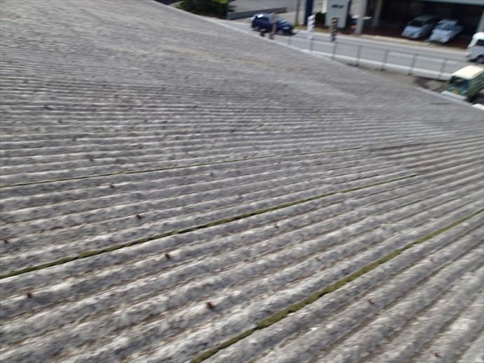 富津市 屋根の状況