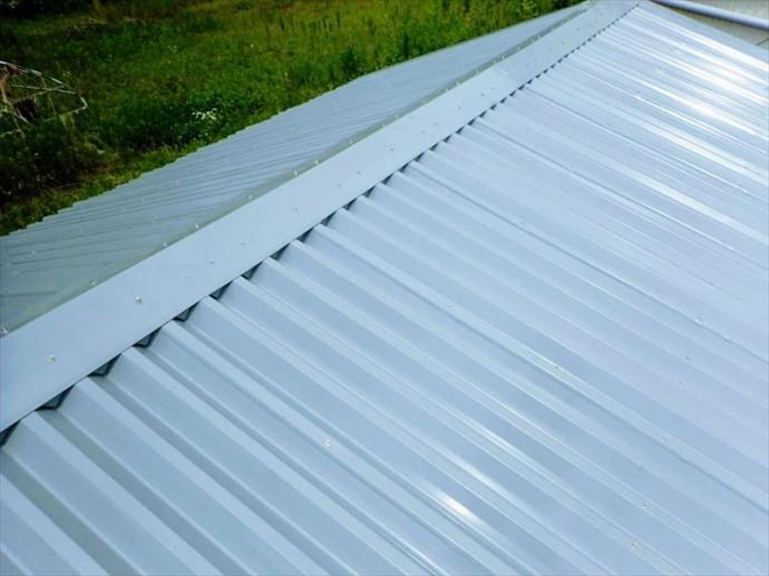 印旛郡 屋根カバー工事竣工