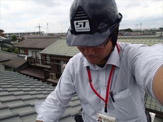 君津市 屋根点検
