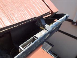 千葉市緑区 雨樋の差込