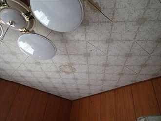 袖ケ浦市の雨漏りラバーロックと漆喰が過剰で雨漏り