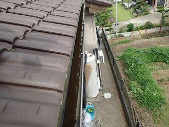 木更津市 雨水の滞留