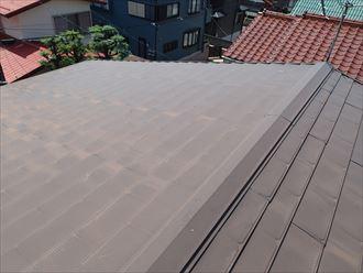 木更津市 屋根の傾斜確認