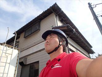 君津市の化粧スレートの劣化と雨水の浸水屋根カバー工事のご提案