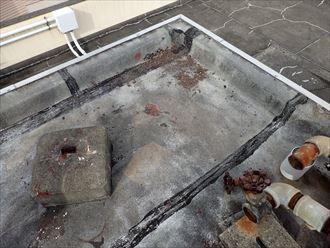 鴨川市|テナント入居に伴い漏水調査・屋上のウレタン塗膜防水