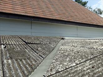 大網白里市,屋根工事