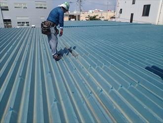 木更津市 屋根の採寸