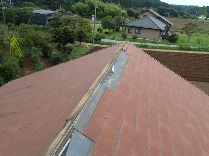 富津市 屋根の状態